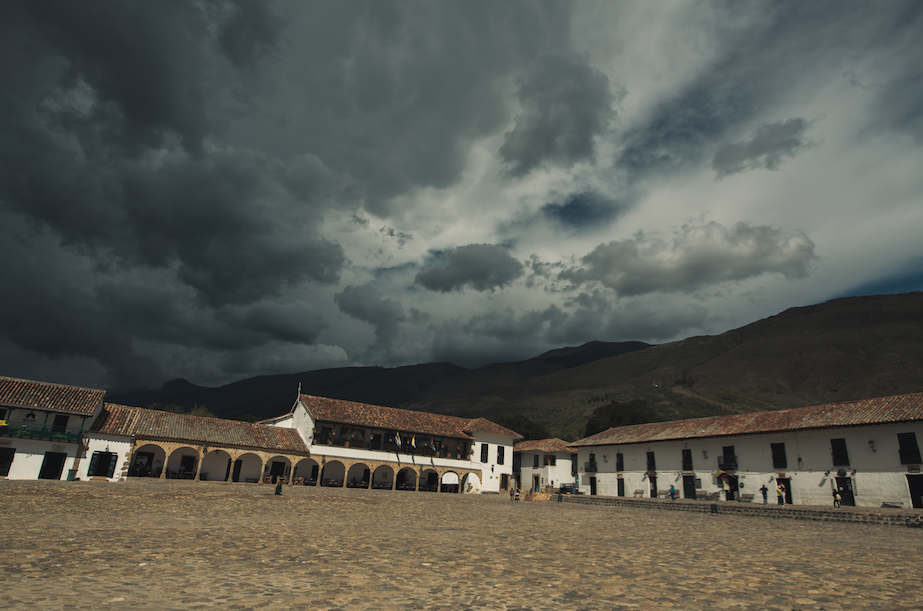 villa de leyva_plaza mayor