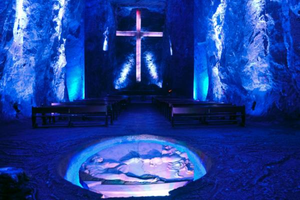 salt cathedral zipaquira