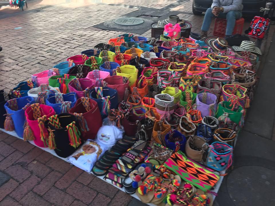 usaquen street market