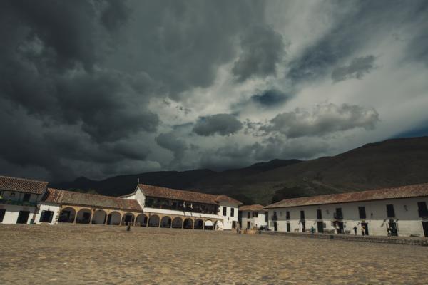 villa de leyva_plaza mayor