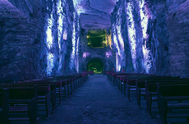 zipaquira salt cathedral