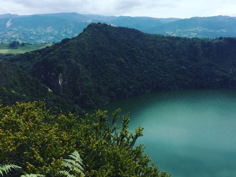 El Dorado Legend Lake Guatavita
