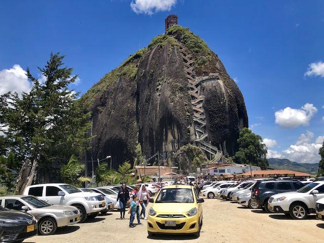 Penon Rock